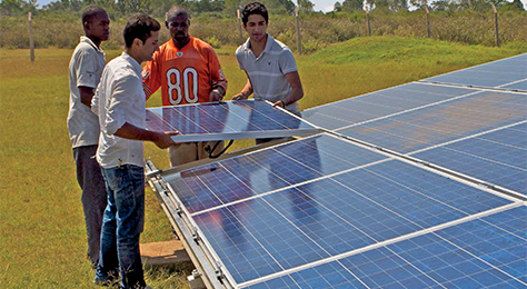 Generation empowered: UBC social entrepreneurs lighting up rural Tanzania | Sauder School of Business at UBC, Vancouver, Canada