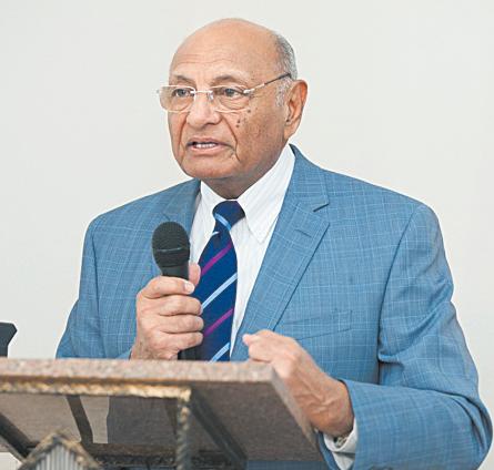 Shamsh Kassim-Lakha - UCA
