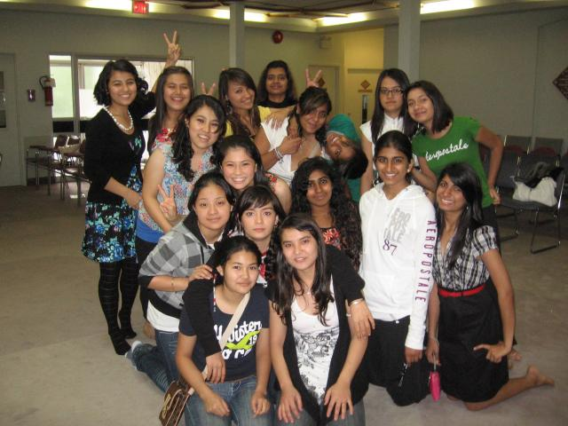 TKN Stories - Making an Impact on Female Youth –The Girls Mentorship Program - Don Mills 2010