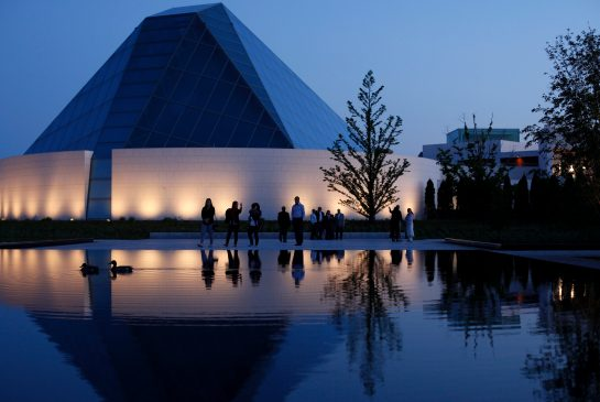 Toronto's Aga Khan museum seeks tax exemption - Ismaili Centre, Toronto