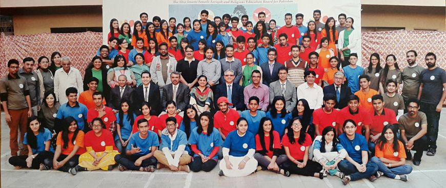 End is Just the Beginning: From STEP Camp to Global Encounters 2015 - Shanil Khowaja