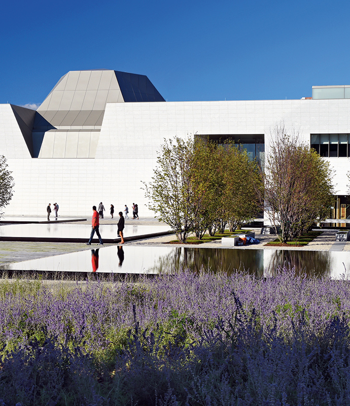 Aga khan museum one of the world s 14 coolest new museums for Top ten museums in the world