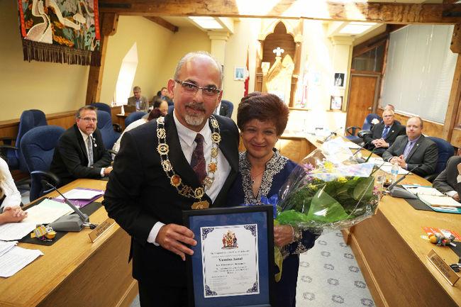 Yasmina Jamal: 35 years of service to the city of Belleville, Ontario, Canada