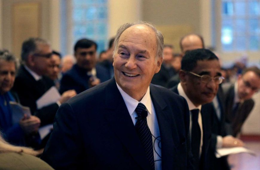 Aga Khan calls for greater cultural understanding between the Muslim world and the West