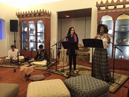 Scarborough-raised spoken word artist Sheniz Janmohamed focuses her work on identity