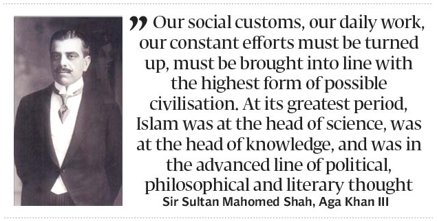 138th birth anniversary - Sir Aga Khan III - a visionary Muslim leader - The Express Tribune