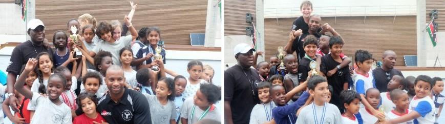 Aga Khan Academy Mombasa Wins Top Trophies InJunior Swim Championships | Coastweek