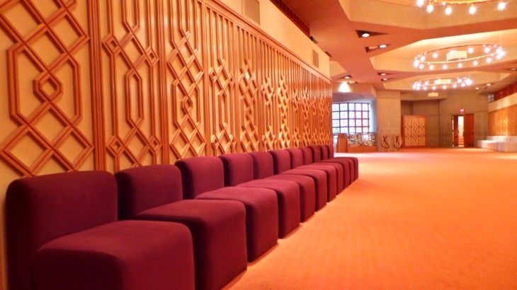 Interior details, Ismaili Centre, Burnaby | Hussein Charania