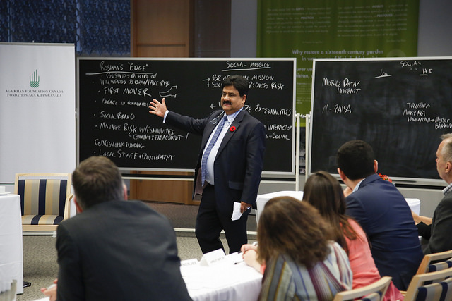 Executive Masterclass on the Harvard Business School case study: Roshan: Light at the end of the tunnel in Afghanistan