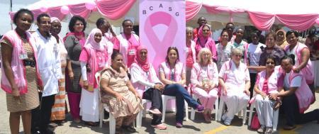 Free Breast Cancer Awareness & Screening Camp at the Aga Khan Hospital, Mombasa