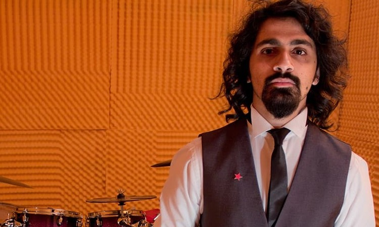 5 questions with Aahad Niyani, drummer Coke Studio, Pakistan