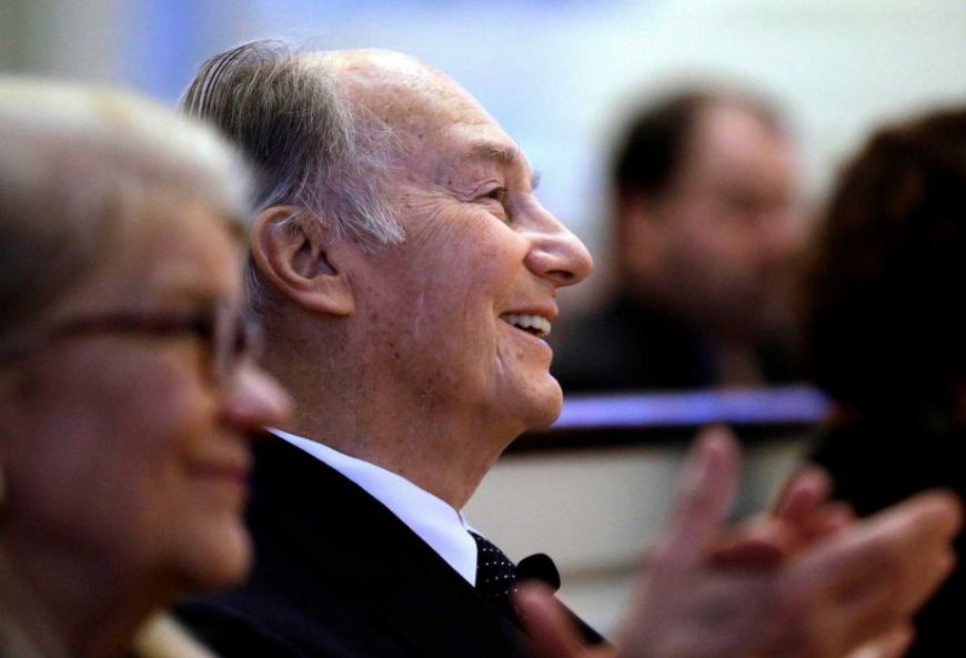 """Society needs to actively seek out difference and diversity and learn from them"": The Aga Khan 