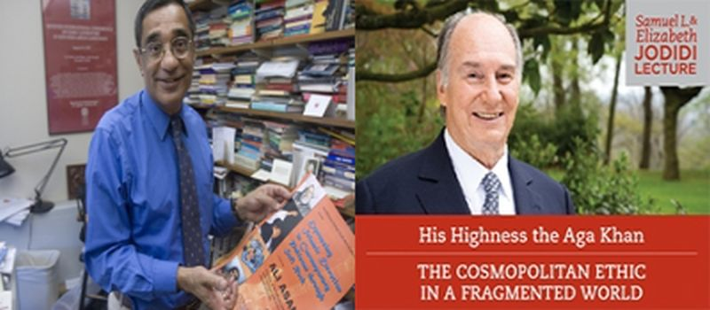 A Harvard professor welcomes the Aga Khan, spiritual leader of Shia Ismaili Muslims