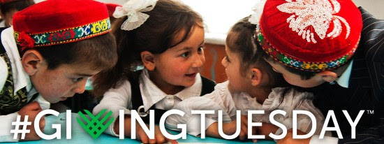 CEO of the Aga Khan Foundation U.S.A., Aleem Walji invites you to participate in #GivingTuesday