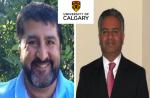 Arif Amlani and Rahim Sajan appointed to the University of Calgary Senate