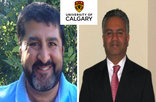 Arif Amlani and Rahim Sajan appointed to the University of Calgary Senate