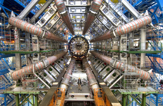 Ginan Naklanki Geeta, the Hadron Collider & Modern Scientific Knowledge | Simerg