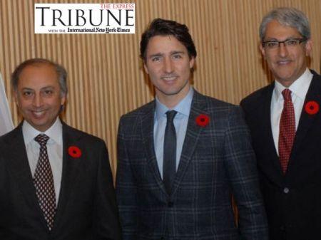 New Canadian PM praises Aga Khan Foundation's work | The Express Tribune