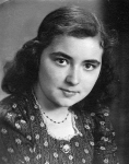 Dr Ruth Pfau at the age of 34