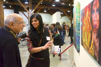 Ismaili Muslim artists draw on the past and present