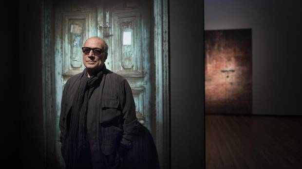 Abbas Kiarostami's show Doors Without Keys is on exhibit at the Aga Khan Museum from Nov. 21 to March 27, 2016. (Image credit: Fred Lum/The Globe and Mail)
