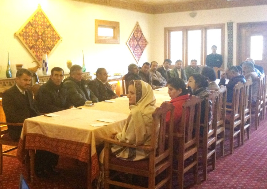 Hunza Serena Inn Celebrated World Responsible Tourism Day 2015