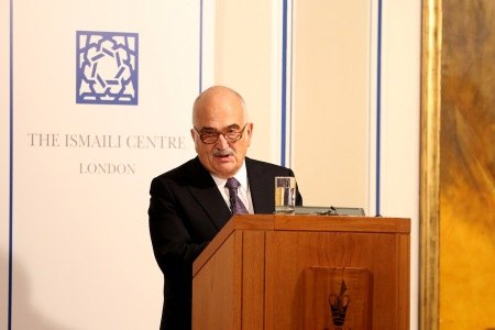 VIDEO: Ismaili Centre International Lecture by Prince Hassan of Jordan | The Ismaili