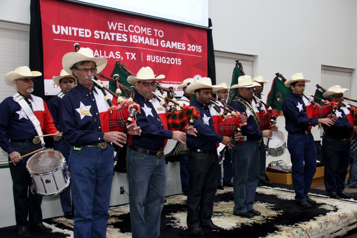 Forerunner to Diamond Jubilee Games in Dubai next year, Ismaili Athletes of USA gather in Dallas for 2015 Games