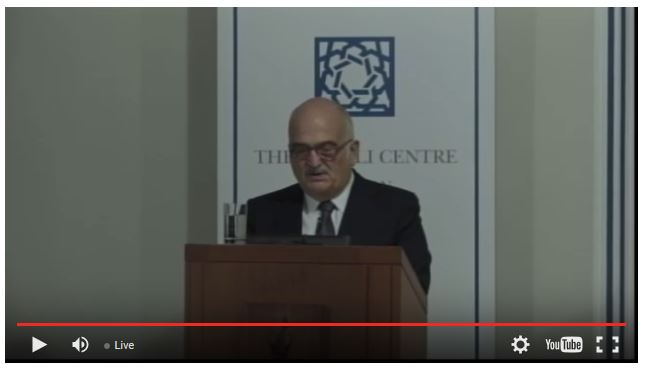 Ismaili Centre London - Lecture - Global Muslim Societies in the 21st Century