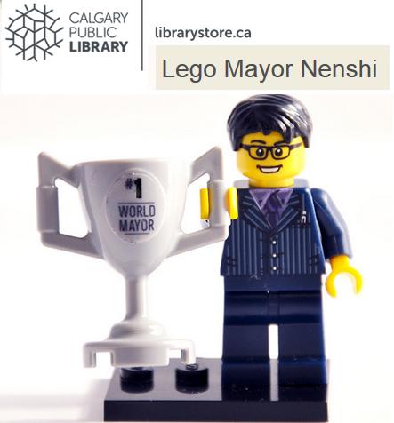 Lego Mayor Nenshi