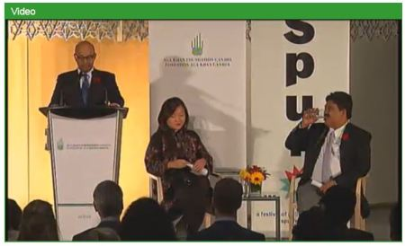 Live Webcast AKFC- DII - Roshan - Canadas Legasy in Afghanistan - conclusion