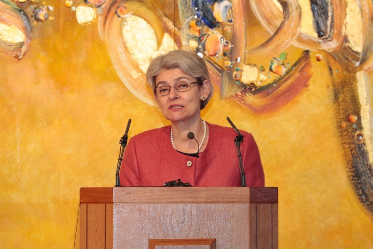 Destruction of cultural heritage tears the fabric of society, says UNESCO Director-General | The Ismaili