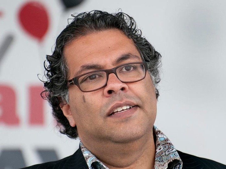 Interview: Naheed Nenshi on Syrian refugees and anti-Muslim attacks | Mcleans.ca