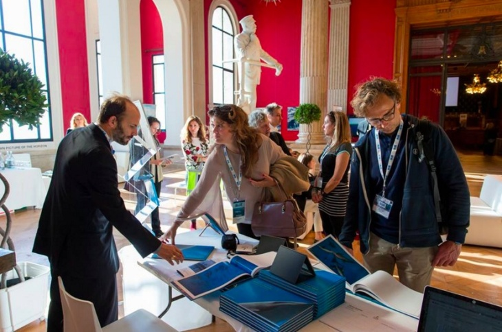 Prince Hussain Aga Khan's Diving into Wildlife Book Signing at Oceanographic Museum, Monaco - Book Signing