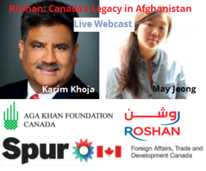 Live Webcast with CEO Karim Khoja of Roshan Telecommunication, Afghanistan