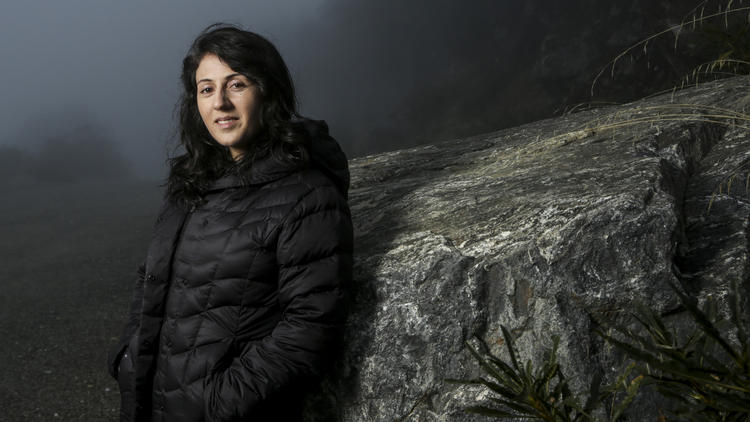 First Pakistani woman to summit Everest encourages women to 'climb their own mountains' - LA Times