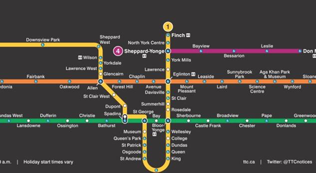 Proposed 'Aga Khan Park & Museum Train Station Stop' for Eglinton Line, Toronto | Notable.ca