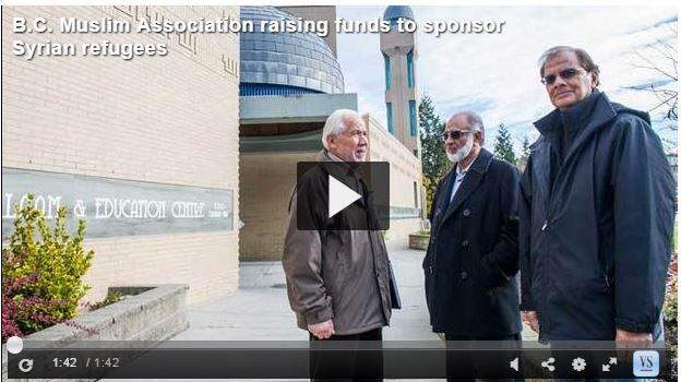 Vancouver Sun - B.C. Muslims fear 'backlash'
