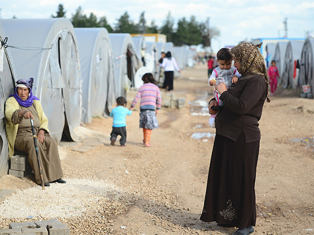 Toronto synagogues mobilize to help Syrian refugees
