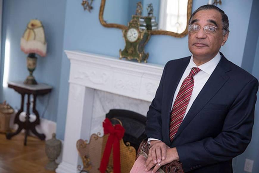 Harvard Professor Ali Asani: Muslims wonder what's ahead