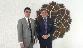 US Consul General Juan Alsace visits Aga Khan Museum and Ismaili Center, Toronto