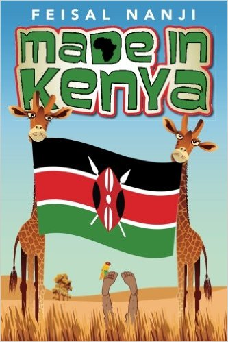 """Feisal Nanji launches his new book """"Made in Kenya"""" with humorous vignettes about growing up in Africa"""