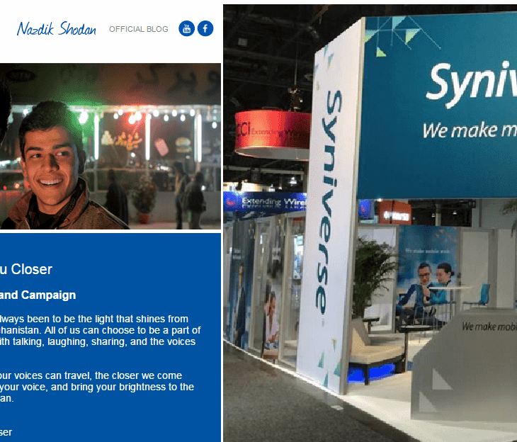 Afghanistan's Roshan competitive advantage empowered with Syniverse's Risk Management technology solution