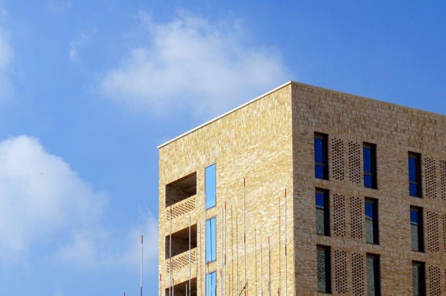 Aga Khan building, King's Cross Central