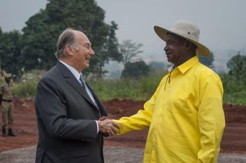 AKDN/TheIsmaili Coverage: Aga Khan University to Build New Teaching Hospital in Kampala, Uganda