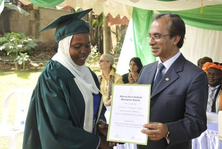 AKF's Madrasa Early Childhood Development Programme hailed as the best early childhood training model by Ugandan Government