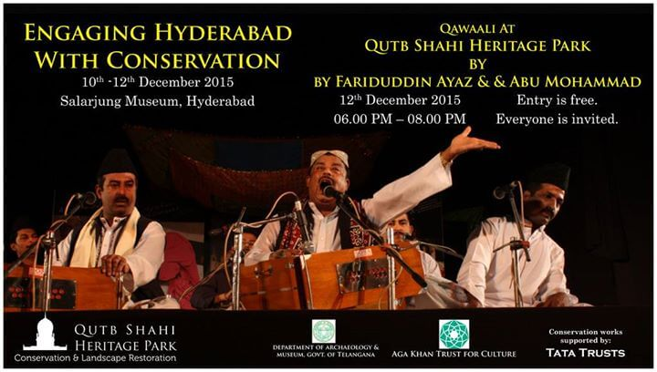 "AKTC hosts ""Engaging Hyderabad with Conservation"" Conference"