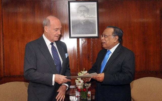 Prince Amyn Aga Khan is the new Non-Resident Personal Representative of Aga Khan to Bangladesh