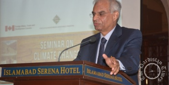 FOCUS Pakistan organizes seminar on Climate Change Adaptation