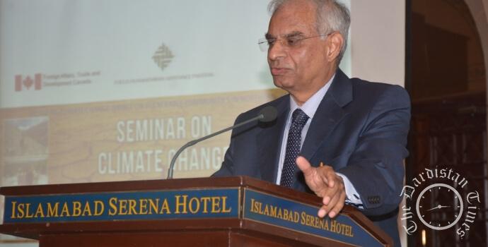 FOCUS Pakistan organizes seminar on Climate Change Adaptation